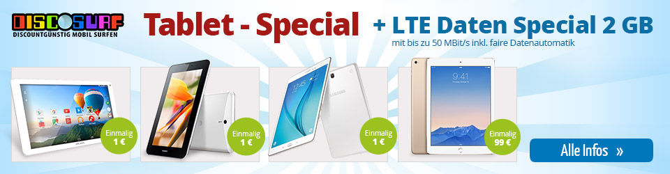 Tablet Special