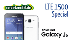Samsung Galaxy J5 + smartmobil All-in + LTE