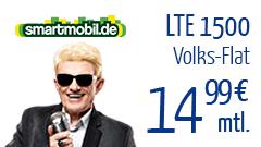 LTE 1500 Volks-Flat