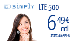 simply LTE 500