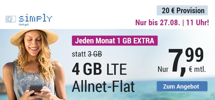 20190819 simply NL LTE 3000 4 GB statt 3