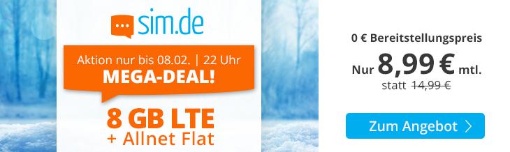 20210201 simde NL Mega Deal 8GB 8