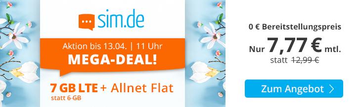 20210406 simde NL Mega Deal 7GB 7