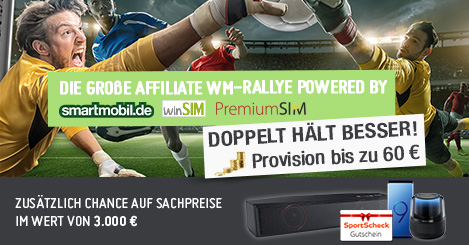 Affiliate WM-Rallye 2018