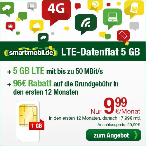 ideale Flatrate Tarife für alle Smartphone Nutzer