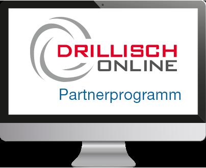 Anmeldung im Drillisch Online-Partnerprogramm